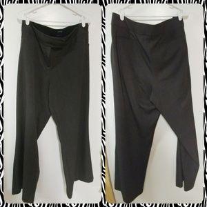 Brand new! Grey Plus Sz Trousers
